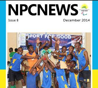 8th Edition of NPCNEWS is published