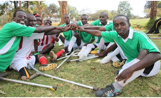 NPC Rwanda will celebrate for the first time the International Day of Sport for Development and Peace 2015