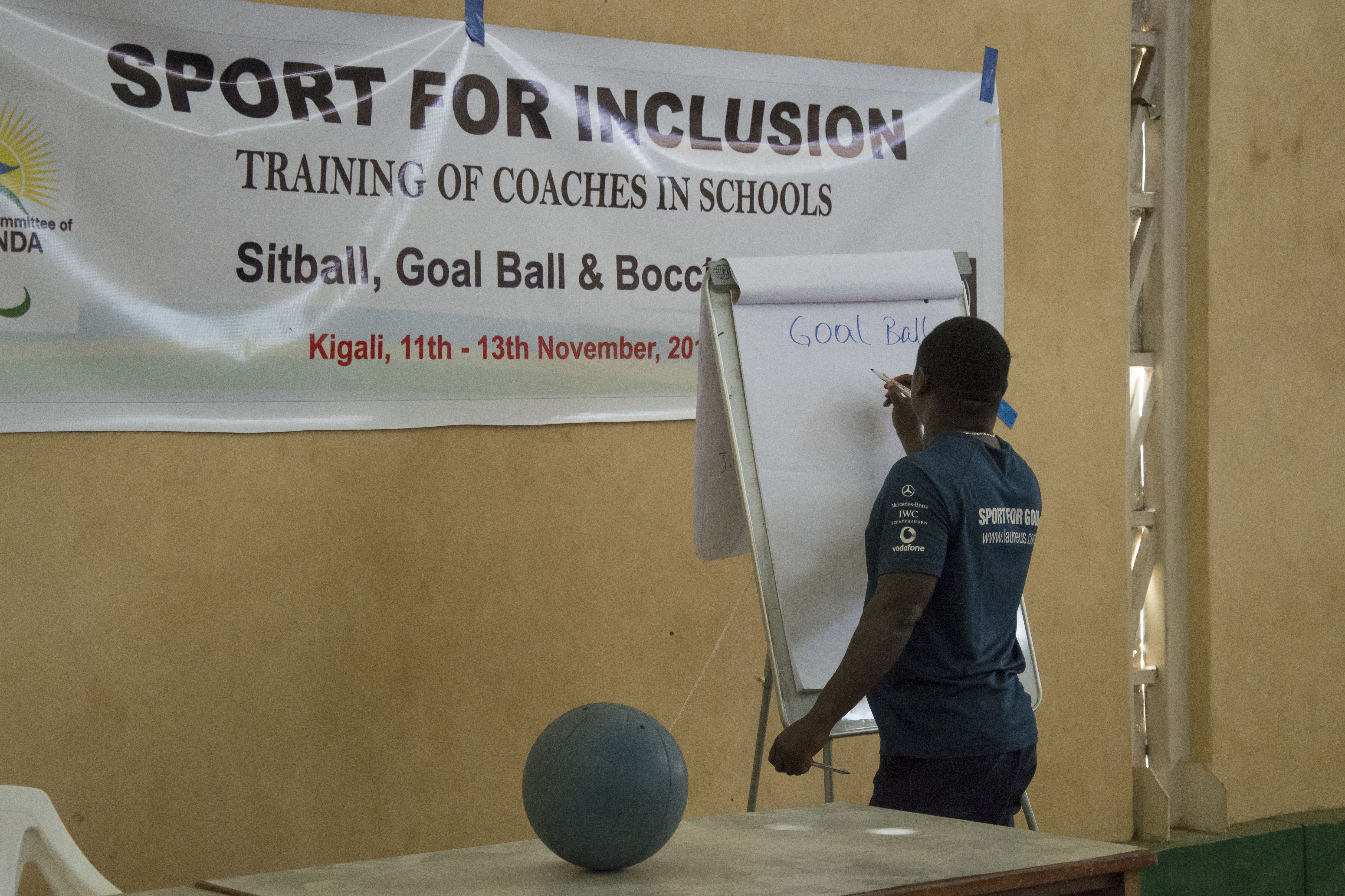 Sport for inclusion_Training of coaches in schools
